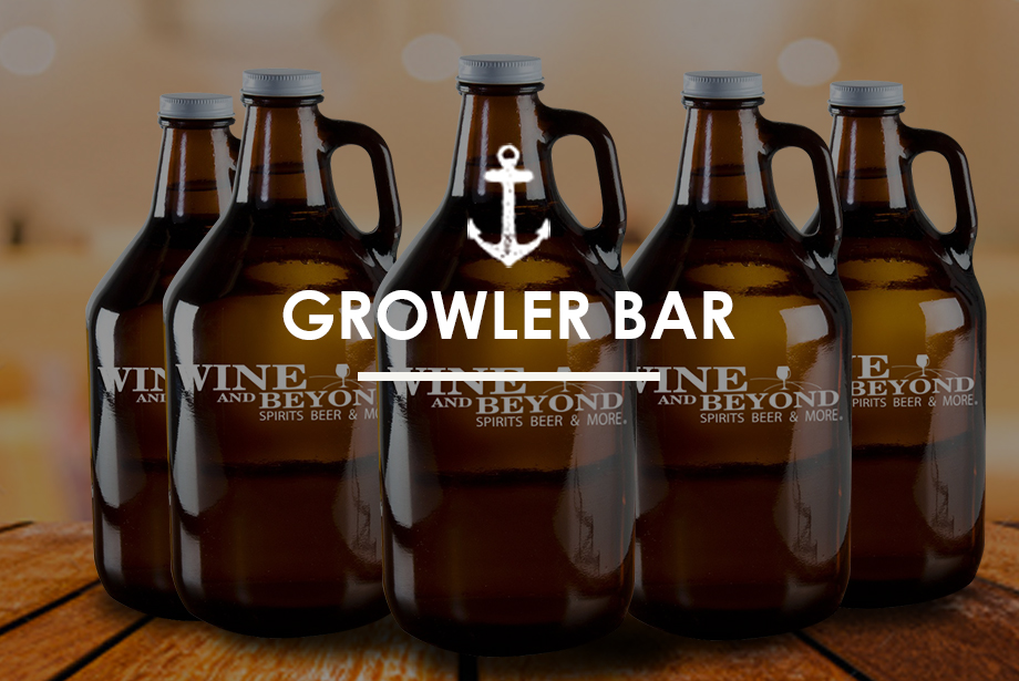 Growler Bar - Find Out What